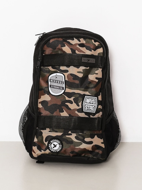 Nervous Package Backpack (camo)
