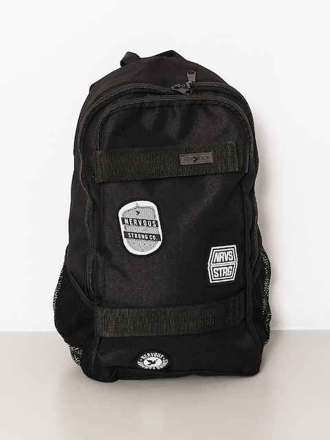 Nervous Package Backpack (black)