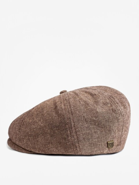Brixton Brood Snap ZD Flat cap (light brown)