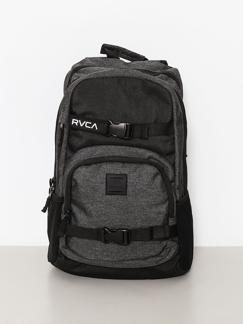 RVCA Estate Delux Backpack (charcoal heather)
