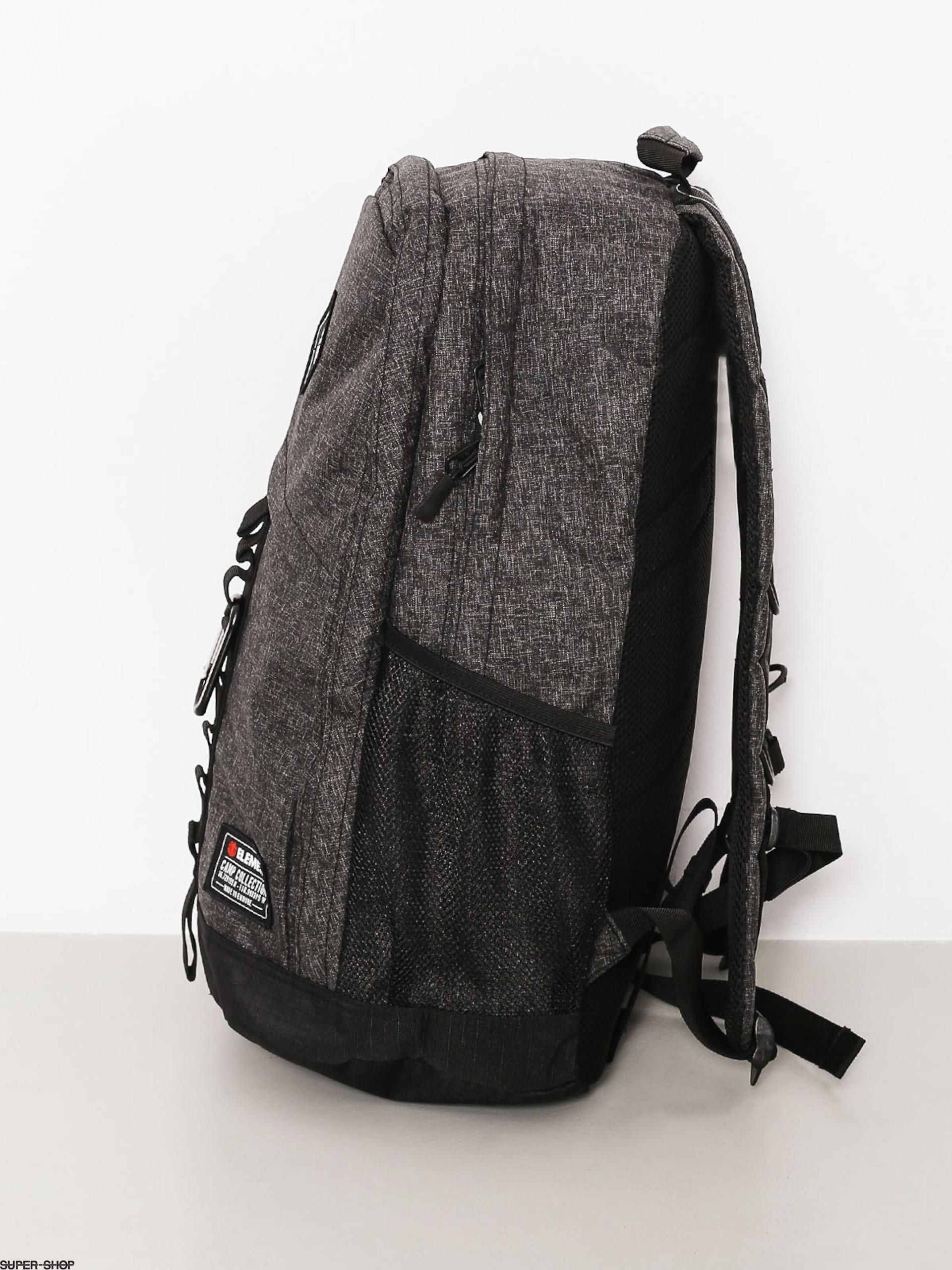 52a79b2a58beb Element Backpack Cypress (black grid htr)