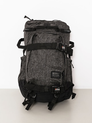 Element Backpack The Explorer (black grid htr)