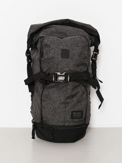 Element Backpack The Weekender (black grid htr)