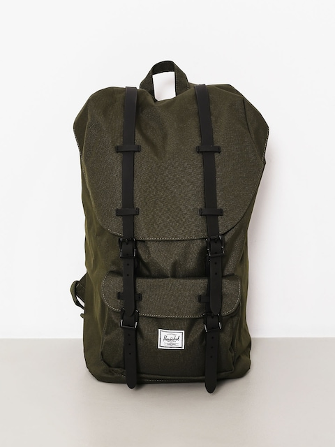 Herschel Supply Co. Backpack Little America (forest night/black)