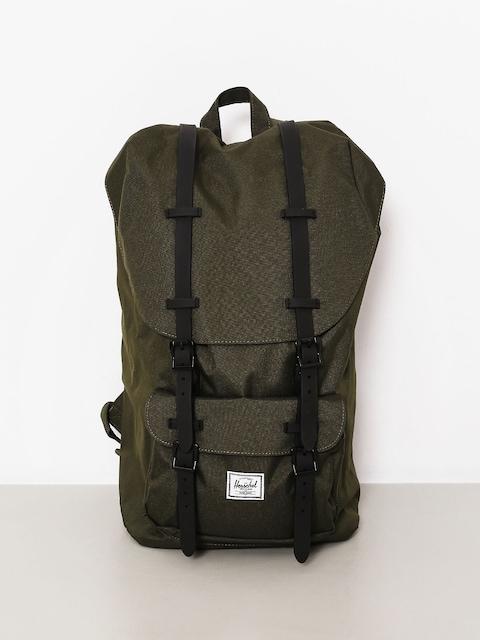 Herschel Supply Co. Backpack Little America (forest night/black)