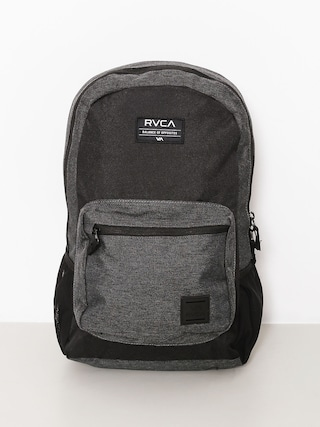 RVCA Estate Backpack (charcoal heather)
