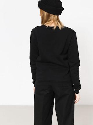 Stoprocent Cuttag Sweatshirt Wmn (black)