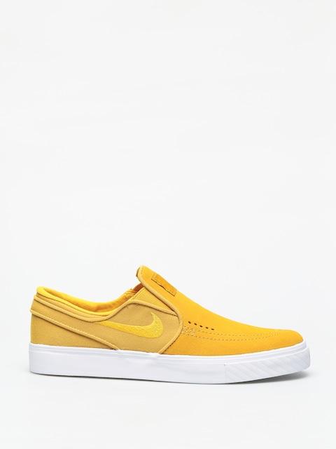 Nike SB Zoom Stefan Janoski Slip Shoes (yellow ochre/yellow ochre white)