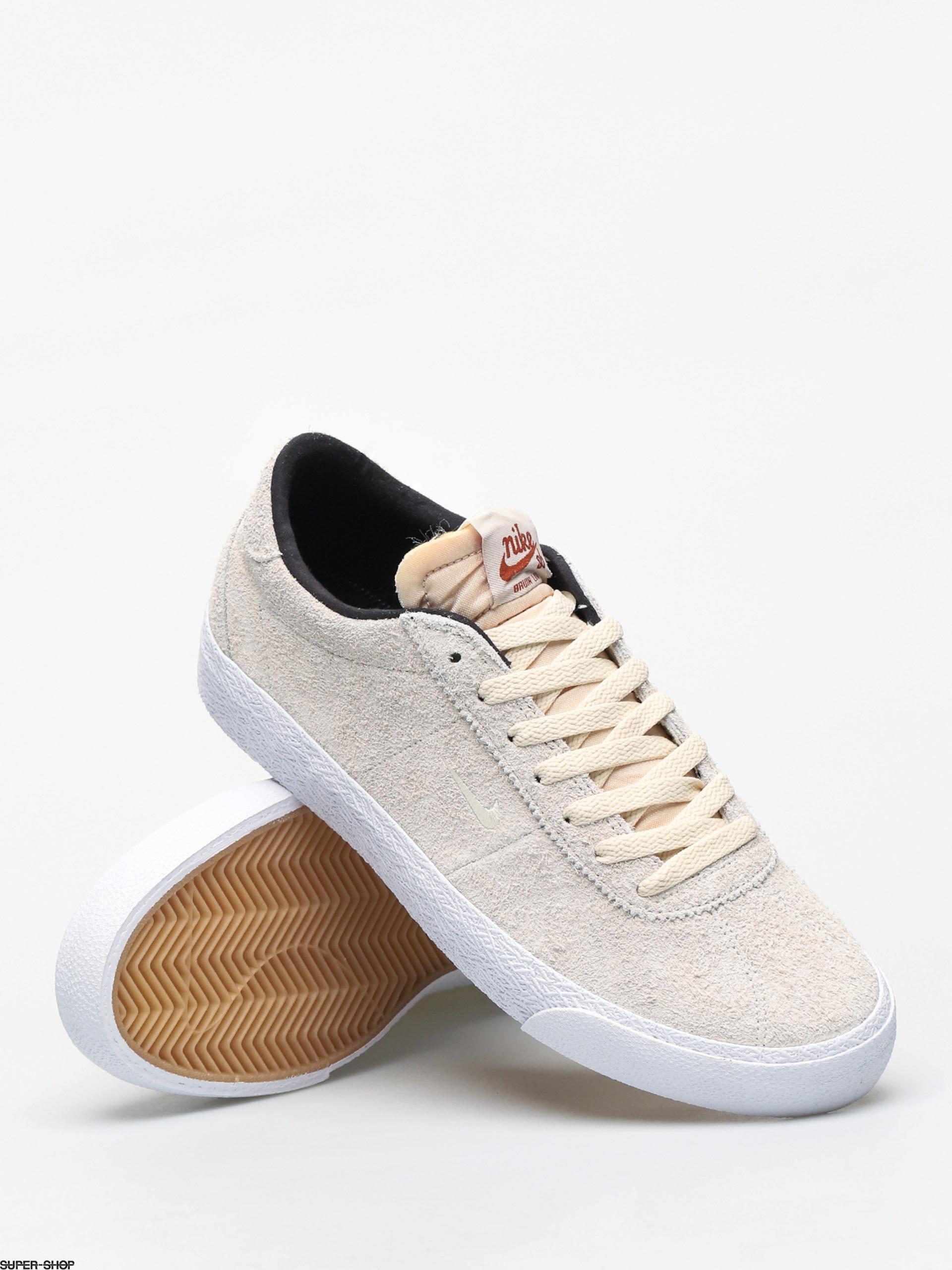 online store 48c57 e8c5c Nike SB Zoom Bruin Ultra Shoes (light cream/light cream black gum yellow)