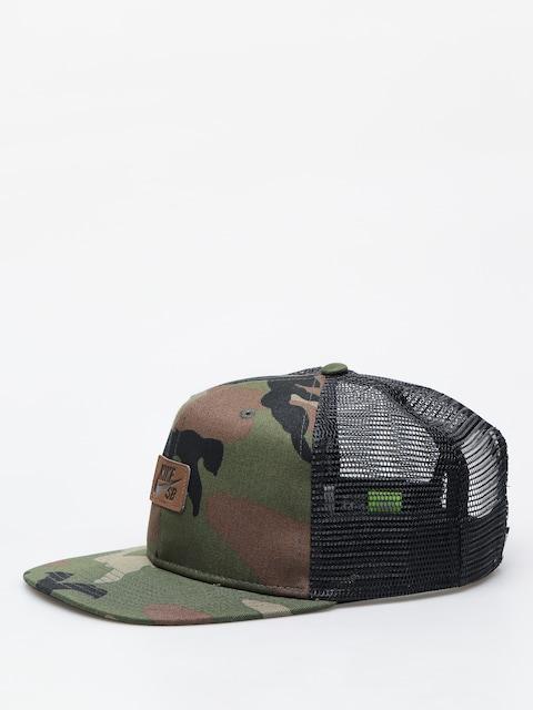 Nike SB Sb Pro Trucker Cap (medium olive)