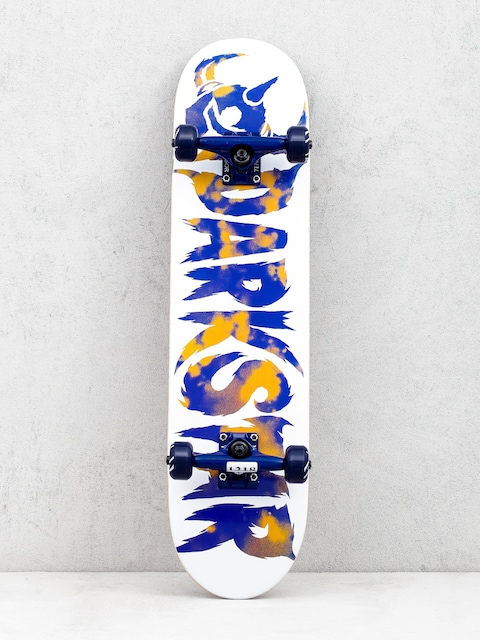 Darkstar Ultimate Fp Premium Skateboard (blue/orange)