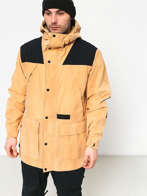 Burton Cloudliftert Snowboard jacket (godtrs/trublk)