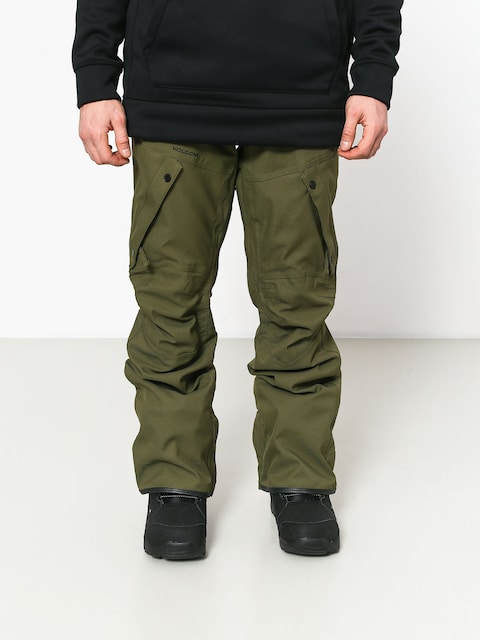 Volcom Articulated Snowboard pants (mil)