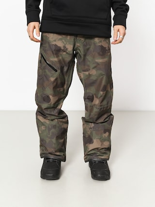 Volcom L Gore Tex Snowboard pants (cam)