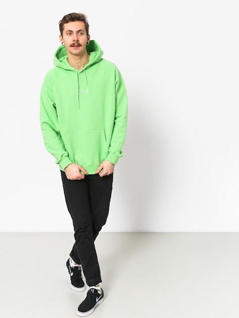 Polar Skate Default HD Hoodie (summer green)
