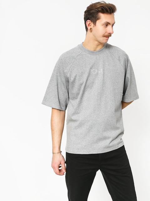 Polar Skate Default T-shirt (heather grey)