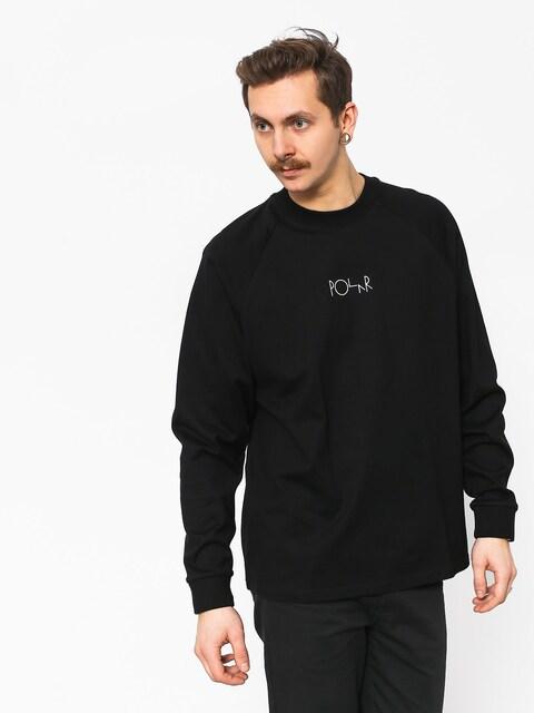 Polar Skate Default Longsleeve (black)