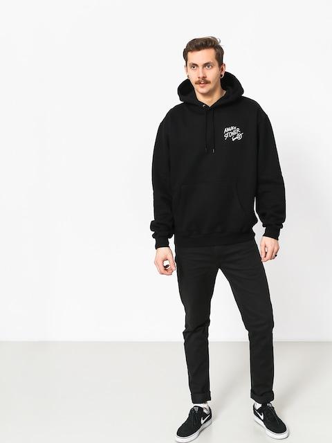 Polar Skate Angry Stoner HD Hoodie (black)