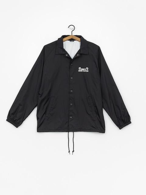 OBEY Obey Mind Gates Jacket (black)
