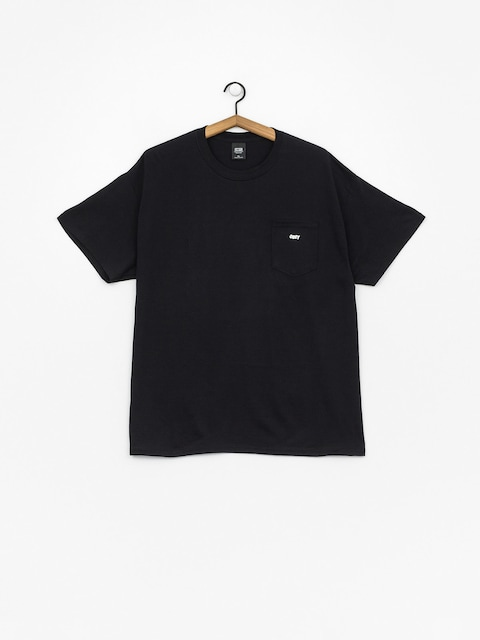 OBEY Obey Jumbled T-shirt (black)