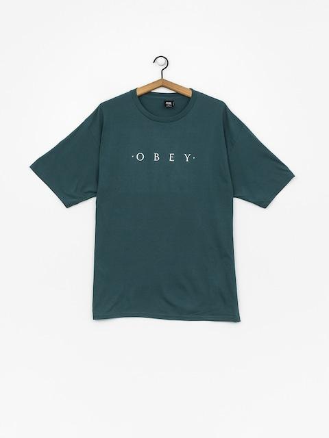 OBEY Novel T-shirt (pine)