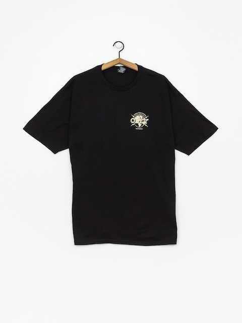 OBEY Obey World Domination Globe T-shirt (black)