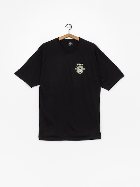 OBEY Obey Dissent & Defiance Eagle T-shirt (black)