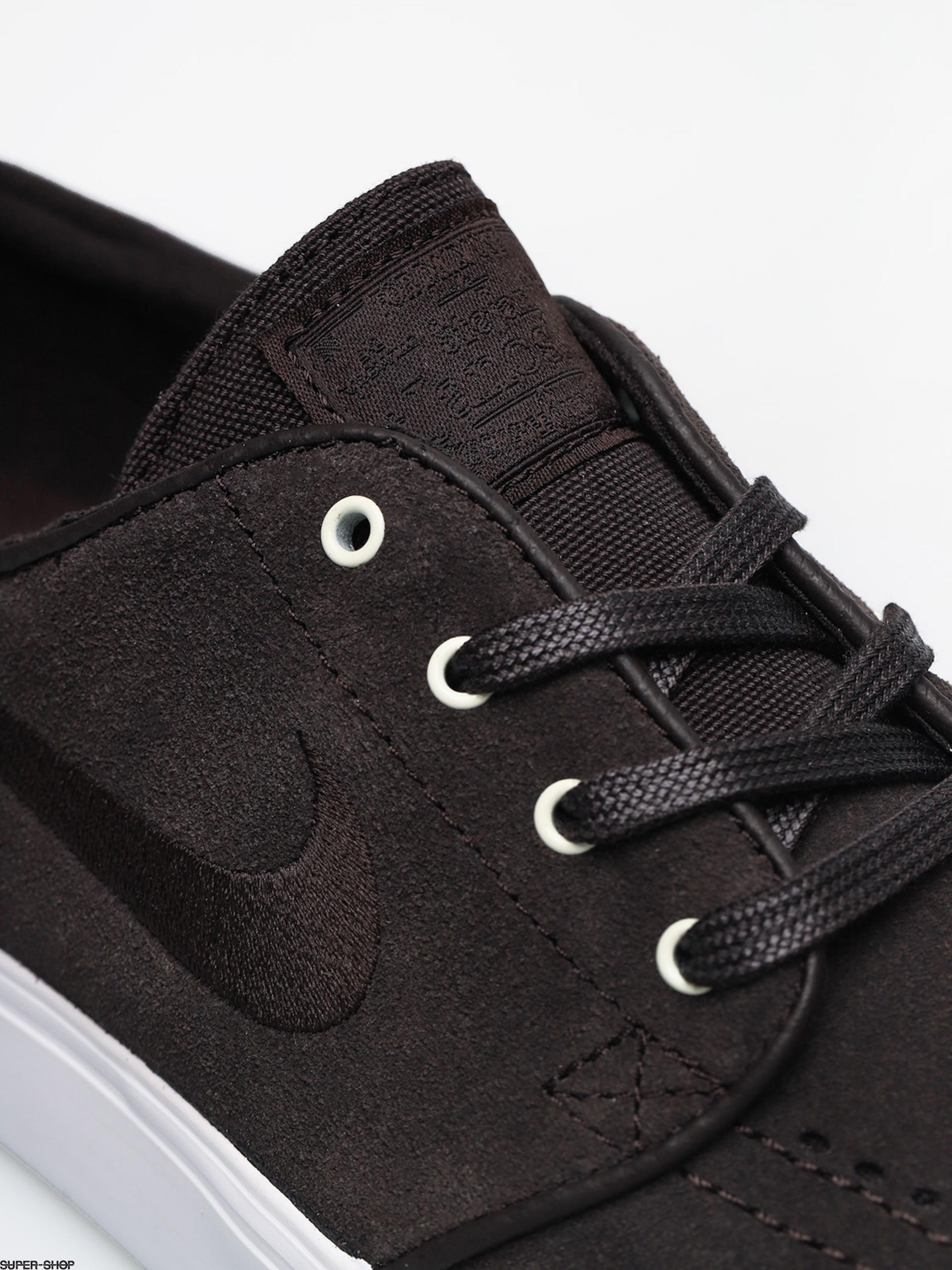 94e2f1bca46baf Nike SB Zoom Stefan Janoski Shoes (velvet brown velvet brown white)
