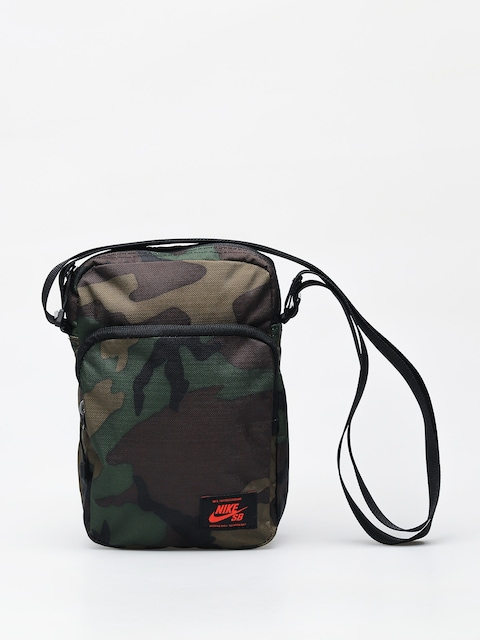 Nike SB Sb Heritage Bag (iguana/black/team orange)