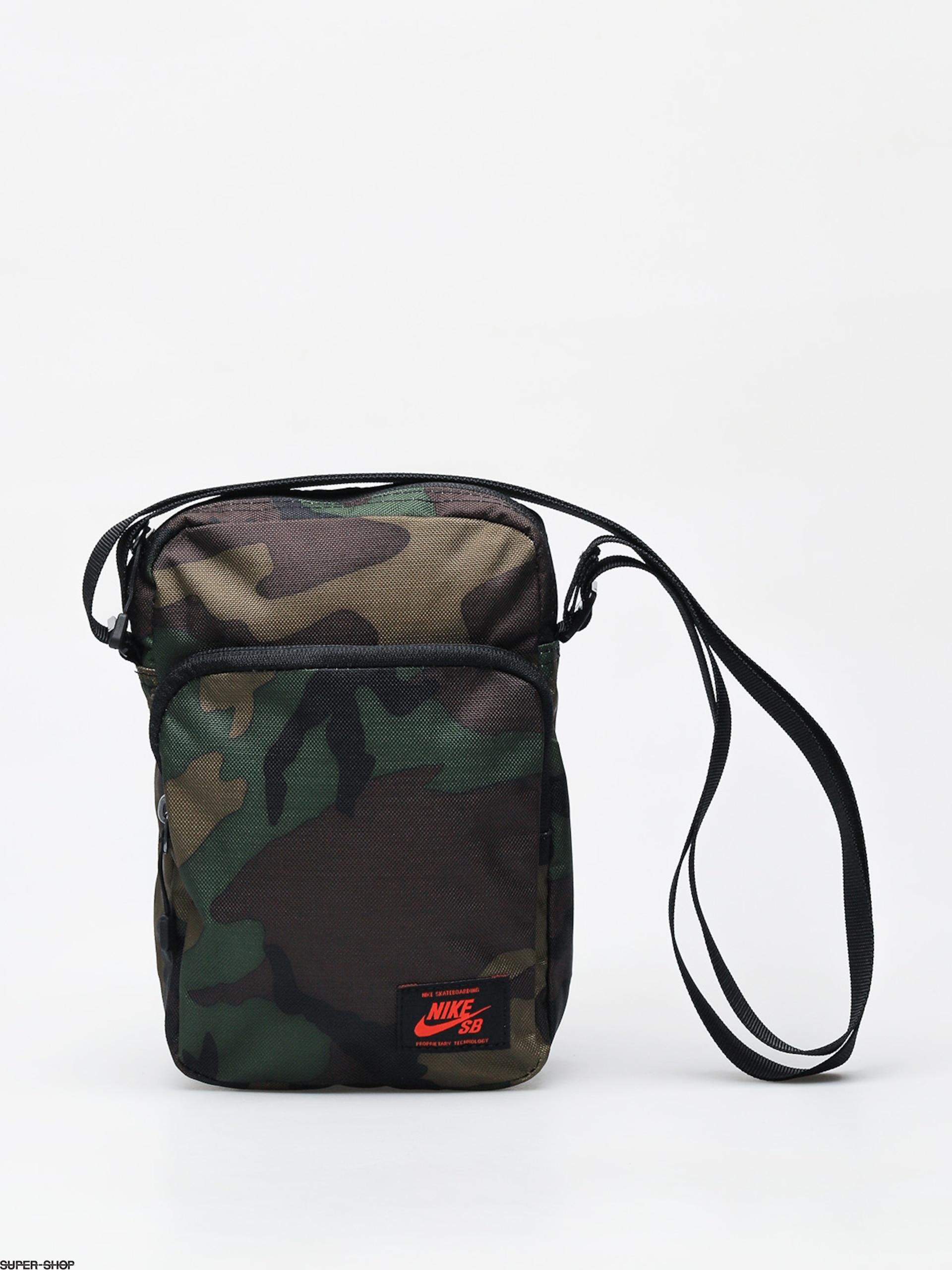 Nike SB Sb Heritage Bag (iguanablackteam orange)