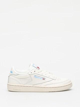 Reebok Club C 85 Shoes Wmn (chalk/pprwhite/blue)