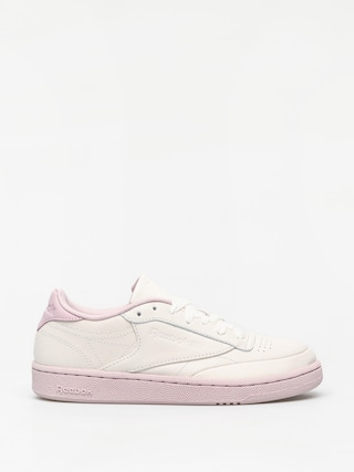 Reebok Club C 85 Shoes Wmn (chalk/lilac/fierce g)