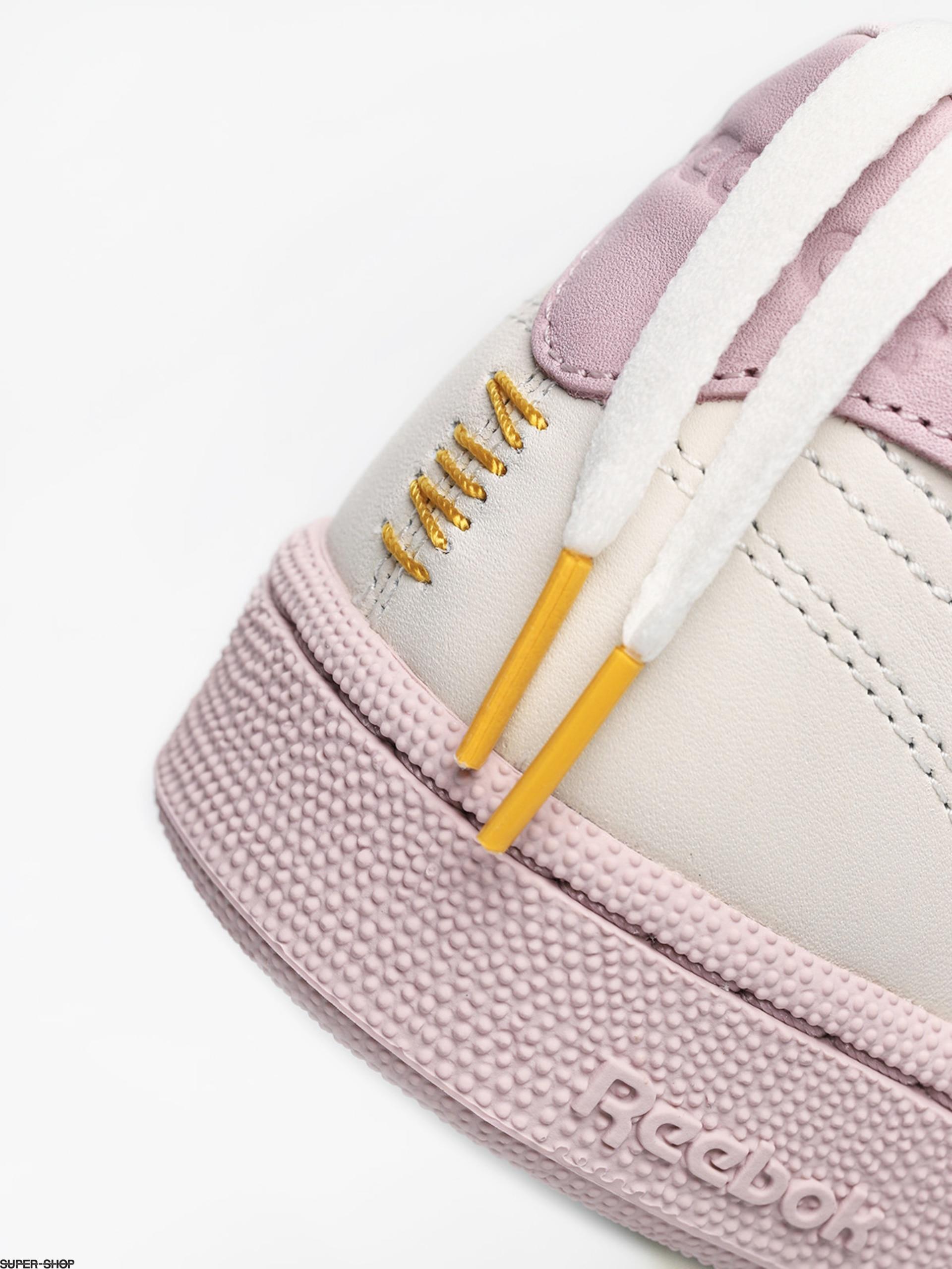 1f0da639 Reebok Club C 85 Shoes Wmn (chalk/lilac/fierce g)