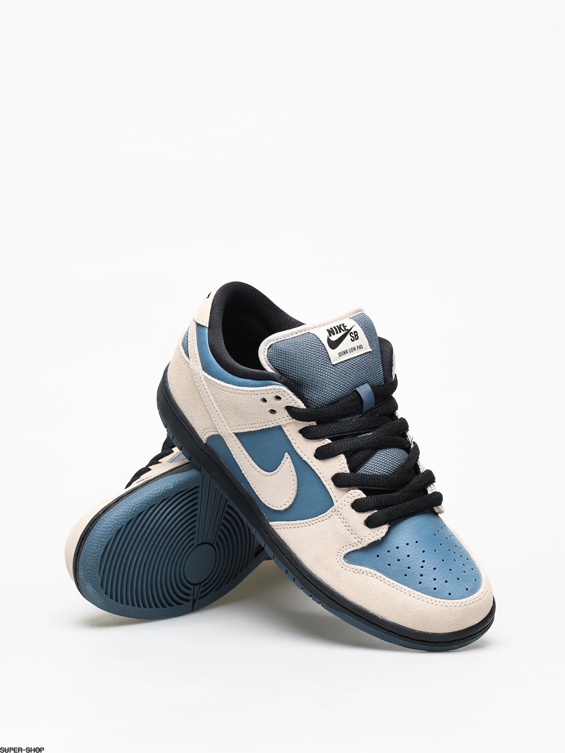 efb4d8d84b Nike SB Dunk Low Pro Shoes (light cream light cream thunderstorm)
