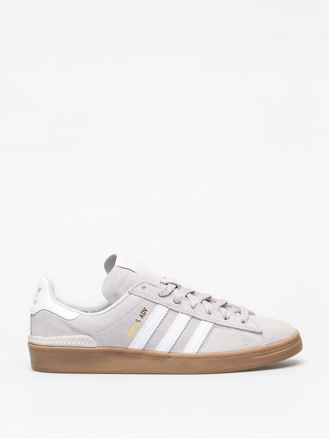 adidas Campus Adv Shoes (greone/ftwwht/goldmt)