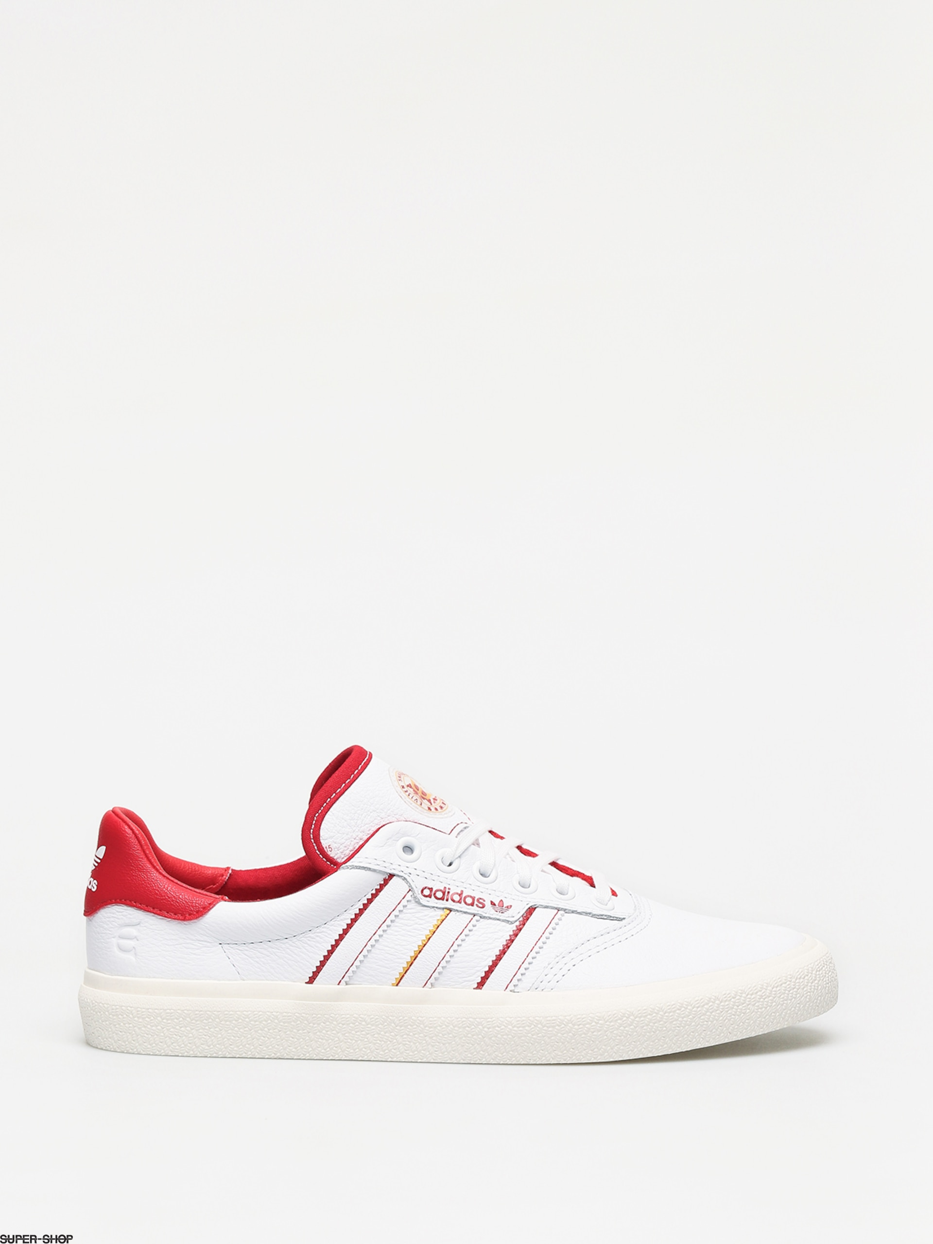 adidas 3Mc X Evisen Shoes (ftwwht scarle goldmt) eed2347170