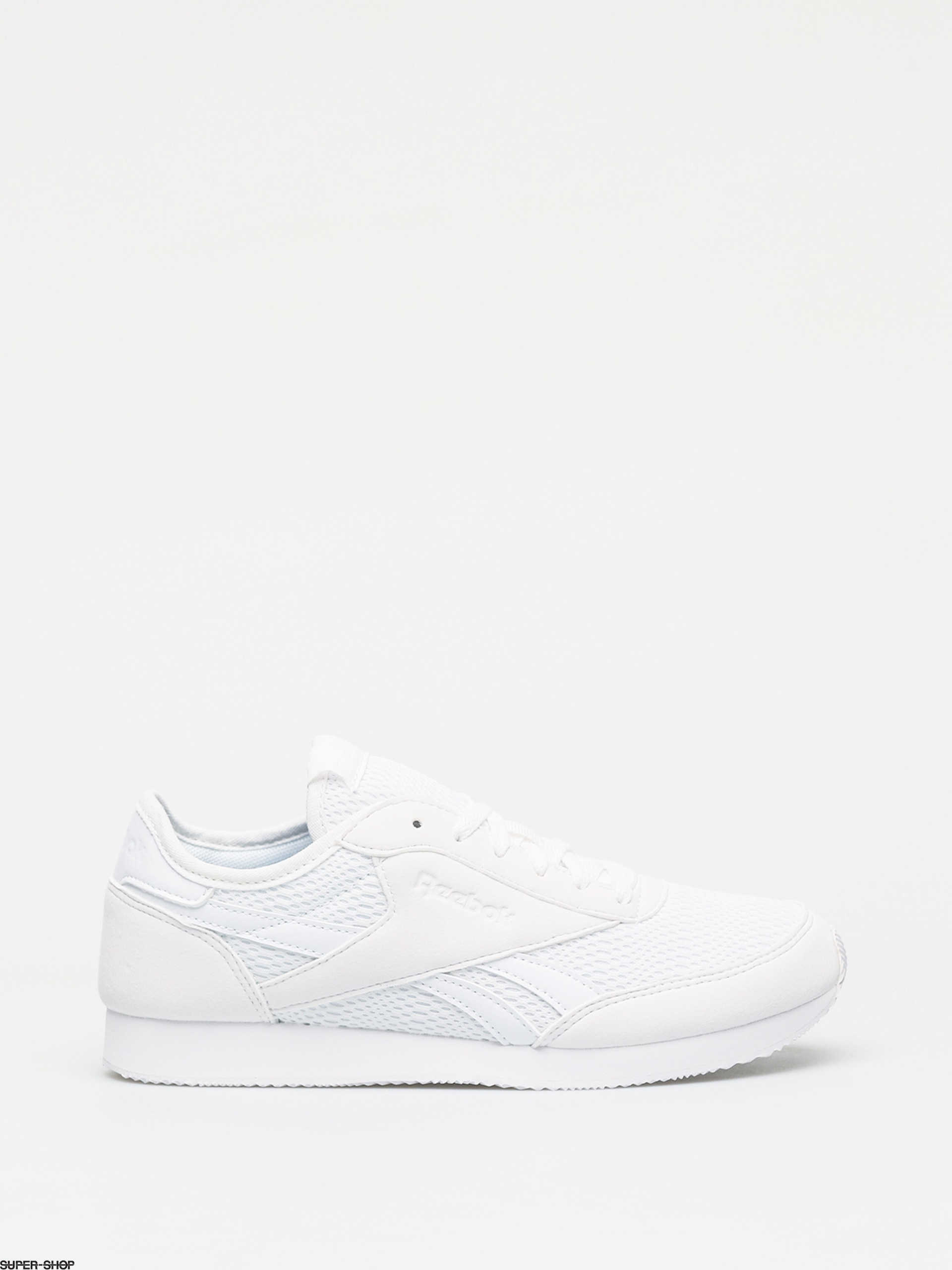 Reebok Royal Cl Jogger 2Bb Shoes Wmn (whitewhite)