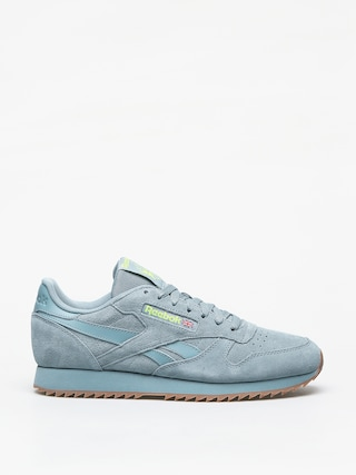 Reebok Cl Leather Mu Shoes (black/mineral mist/l)