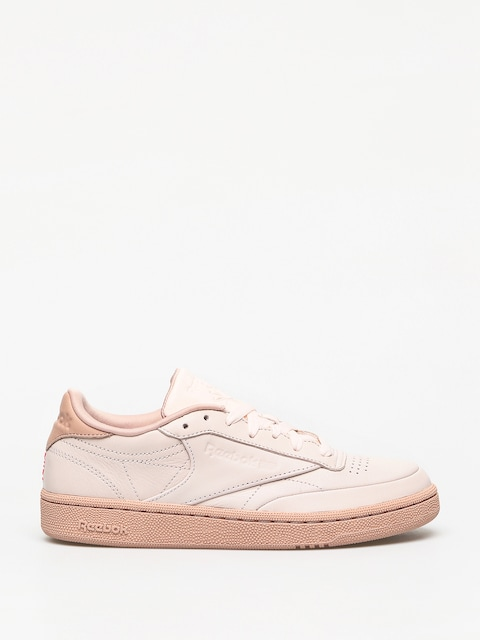 Reebok Club C 85 Shoes Wmn (pale pink/dusty pink)