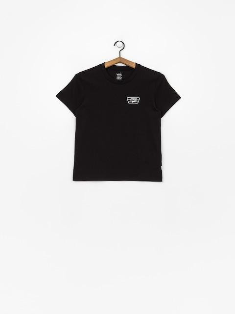 Vans Full Patch Crew T-shirt Wmn (black)