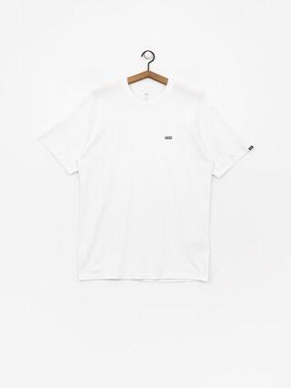 Vans Left Chest Logo T-shirt (white/black)
