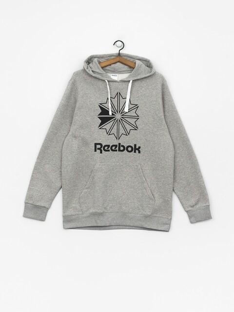 Reebok C Big Logo HD Hoodie (mgreyh)