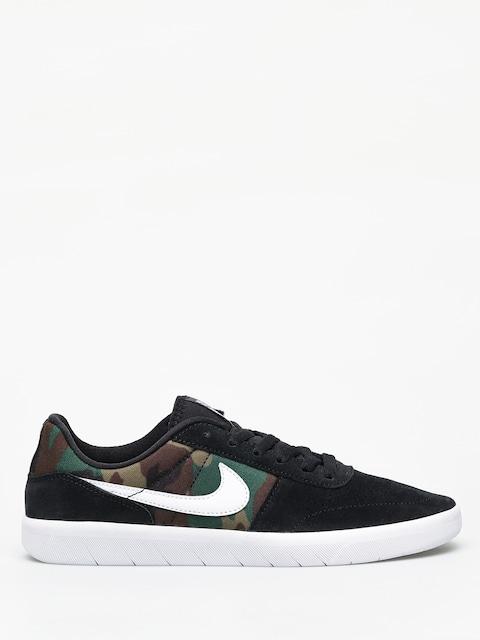 Nike SB Team Classic Shoes (black/white)