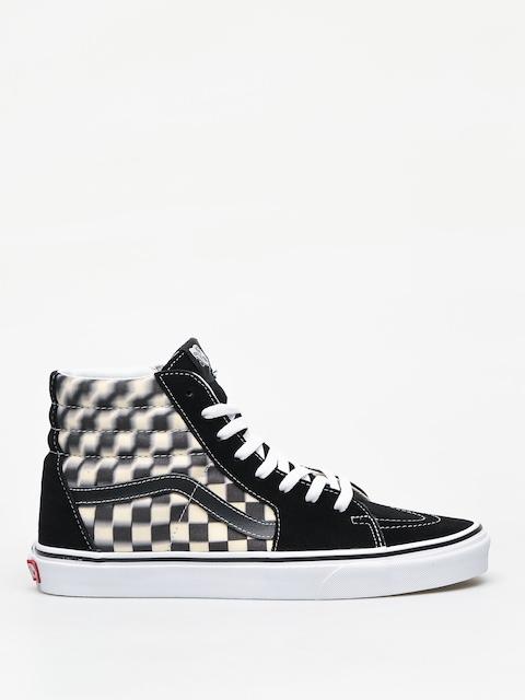 Vans Sk8 Hi Shoes (blur check)