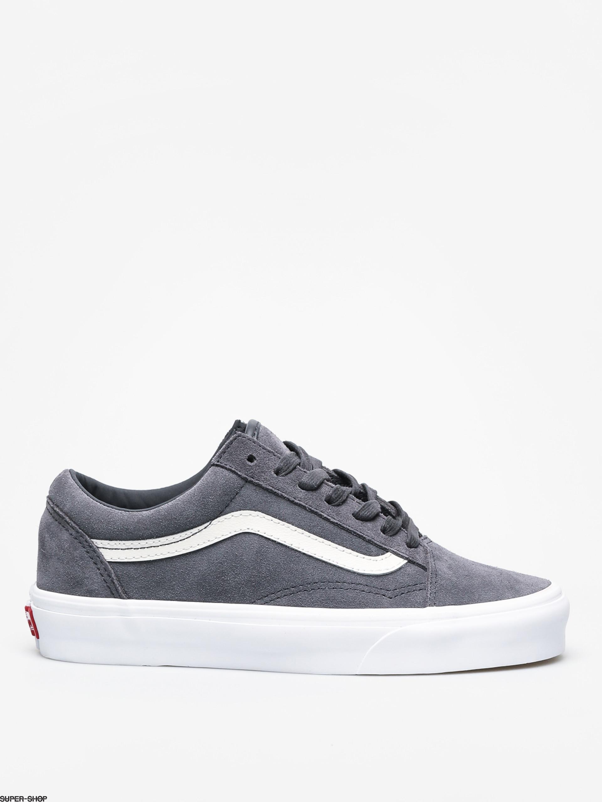 Vans Old Skool Shoes (soft suede)