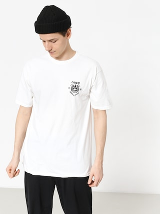OBEY Obey Dissent & Defiance Eagle T-shirt (white)