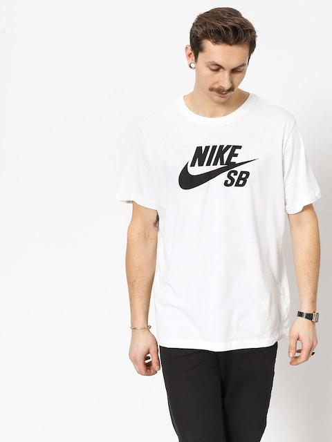 Nike SB Sb Dri Fit T-shirt (white/black)