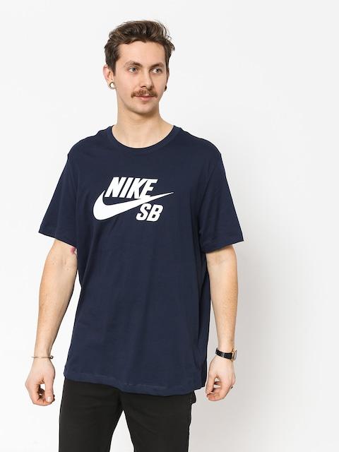 Nike SB Sb Dri Fit T-shirt (obsidian/white)