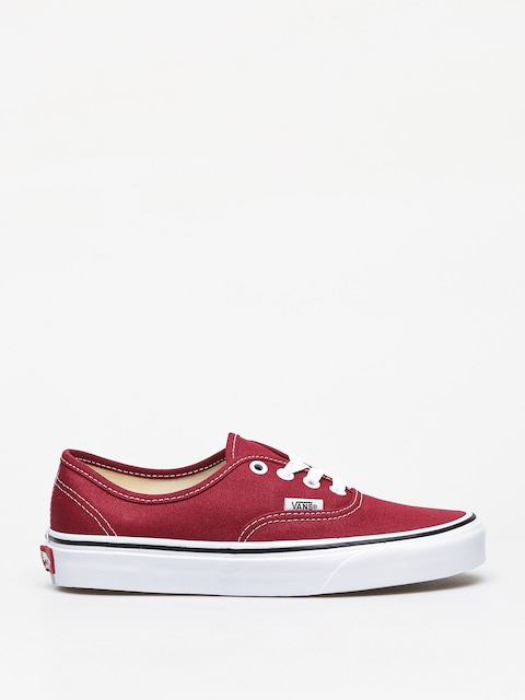Vans Authentic Shoes (rumba red/true white)