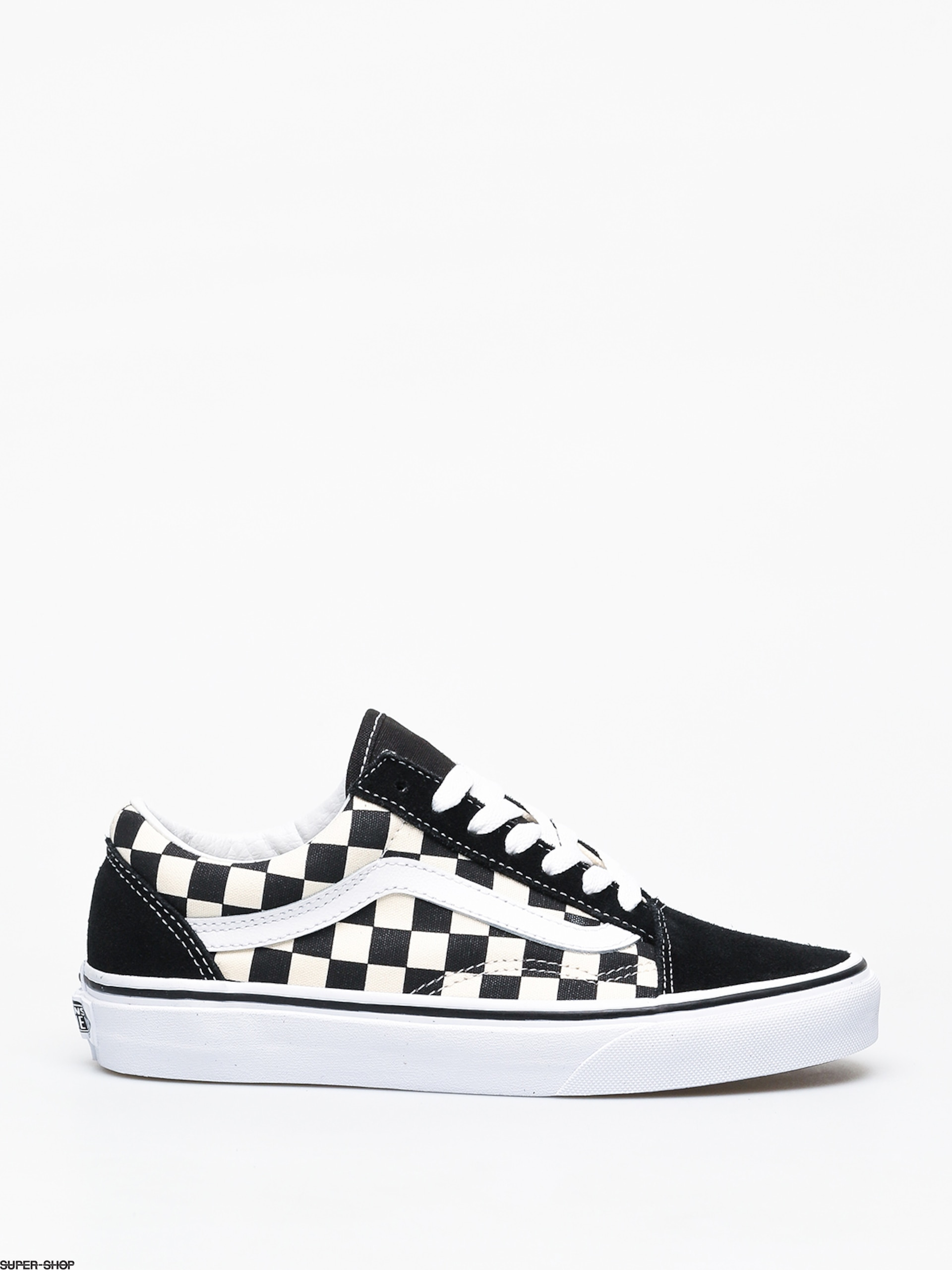 Vans Old Skool Shoes (primary check)